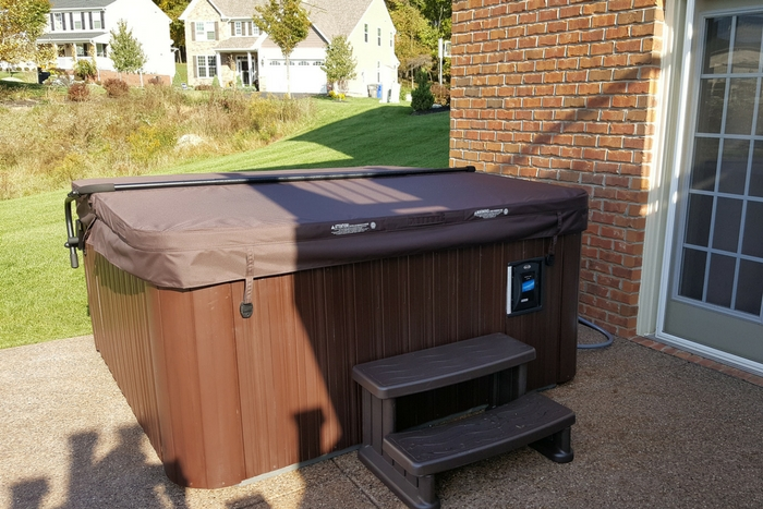 Jacuzzi Installation - Red Beard Electrical LLC.